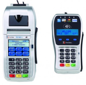 FD130 PAYMENT TERMINAL and FD35 PIN PAD