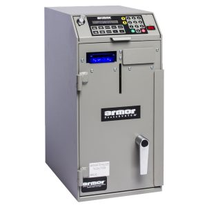 Image of an Armor Safe 2461 Cash Management Safe from Monify