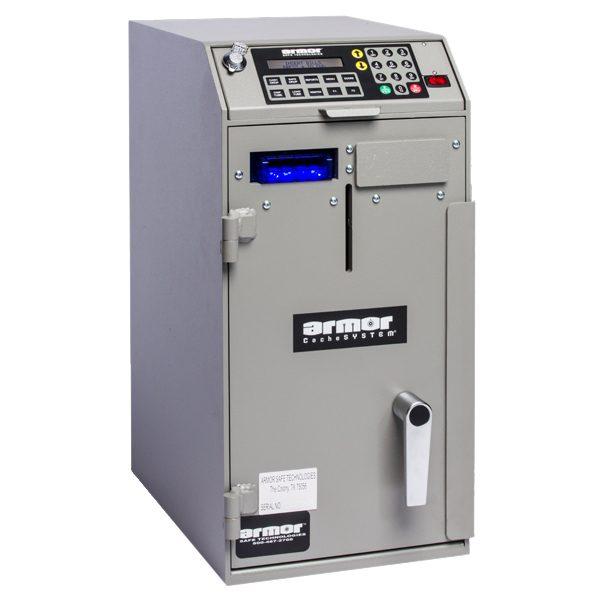 Image of an Armor Safe 2461 Cash Management Safe from Monify