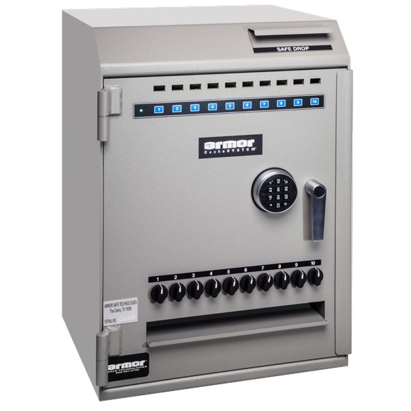 Image of an Armor Safe 3475 Cash Management Safe from Monify.